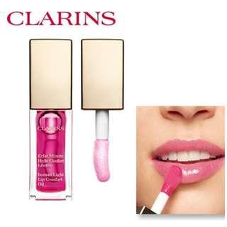 Clarins Raspberry Lip Oil
