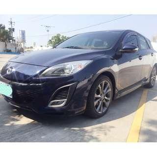 2011年/Mazda 3 5D/頂級2.0/僅跑7萬/實車實價