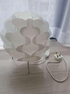 IKEA花花座枱/地燈
