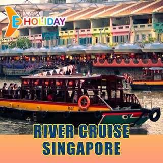 Singapore River Cruise ღE-holidayღ