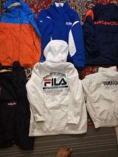 Branded jacket celareance original