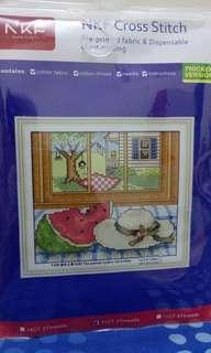 Cross stitch 11ct kit NKF