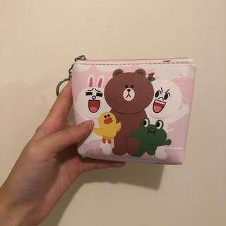 LINE FRIENDS small pouch