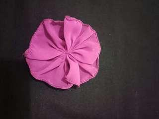 Bross hijab flower kerudung