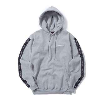 韓國🇰🇷ONA灰色帽T