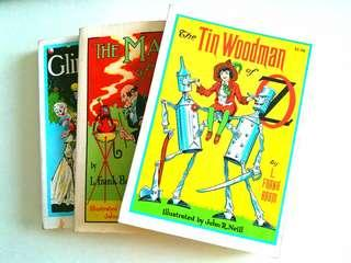 Wizard of Oz Book series