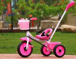 TIME SALE!!! ONLY PURCHASE TODAY and COLLECTION AFTER 8pm! Kids Tricycle TO GO!!!