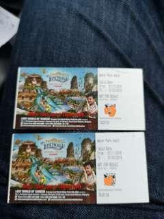 Lost World Of Tambun Tickets