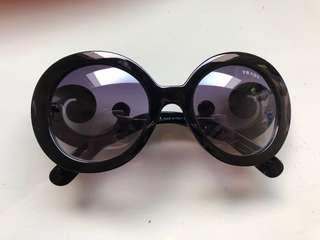 Prada Look-a-like Sunglasses