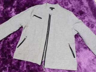 Jacket grey shopie