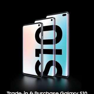 Samsung Galaxy S10 Black 128 Gb