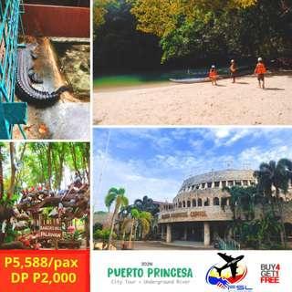 PUERTO PRINCESA LAND PACKAGE GET ONE FREE