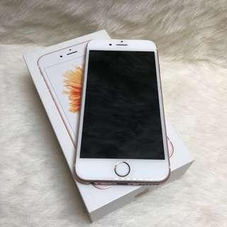 🚚 Apple iphone 6s 64g 玫瑰金