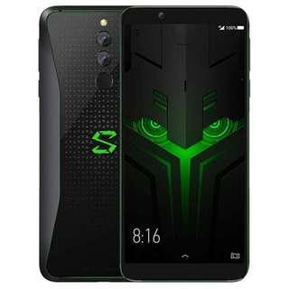 Kredit Xiaomi Black Shark + Joy Stick 8/128GB Proses Cepat