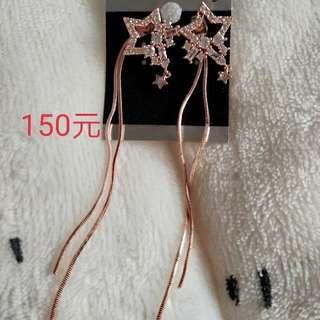 耳環150元/對