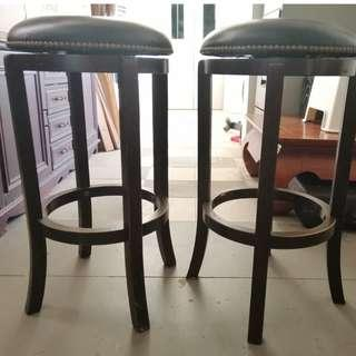 Bar chair 1 pair