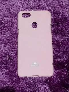 Case pink Oppo f7