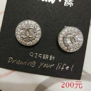 耳環200元/對