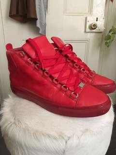 Balenciaga Euro Size 42 Shoes for Men