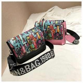 ✅ READY STOCK ✅ Sling Bag MURAH
