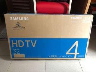 Dijual Samsung Smart TV 32inch N4300 Garansi Resmi