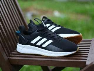 Adidas Questar Ride Black White Sole 40-44
