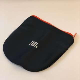 🚚 原廠全新JBL耳機防塵收納袋,尺寸24*24cm。