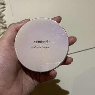 Mamonde real skin founder