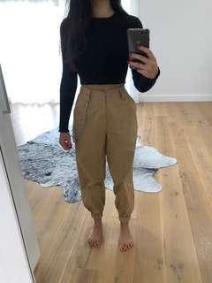 IAMGIA cargo pants with chain