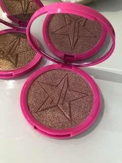 Jeffree Star Cosmetics Highlighter peach goddess