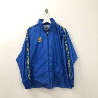 🚚 VINTAGE IKEA LOTTO SIDETAPE WINDBREAKER