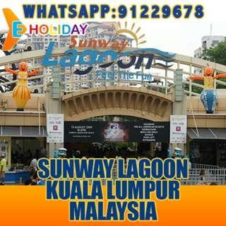 Sunway Lagoon Malaysia ღ E-holiday ღ
