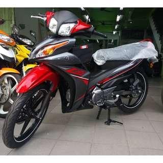 Yamaha Lagenda 115Zei Ready Stock Limited #MotorMudahCk
