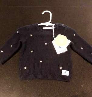 Country Road Jumper 0-3 months
