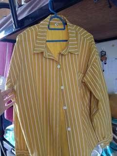 Yellow Mustard Shirt