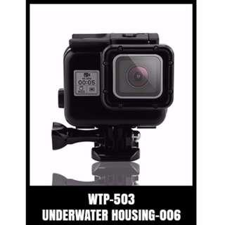 GOPRO HERO 5/6/7 WATERPROOF UNDERWATER HOUSING CASE WTP-503