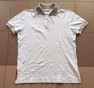 Authentic Prada shirt soft blue