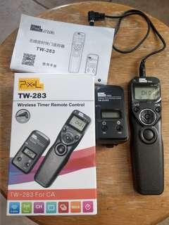 Pixel TW283 Wireless Timer Remote Control