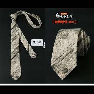 🆕 necktie 6cm
