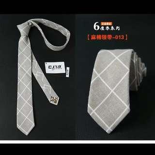🆕 necktie 6cm width