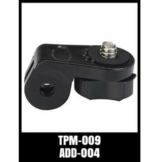 GOPRO HERO UNIVERSAL TRIPOD MOUNT ADAPTER TPM-009