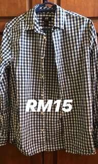 H&M kemeja