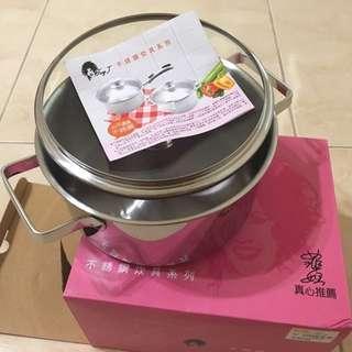 全新 菲姐不鏽鋼糖湯鍋 原價2380