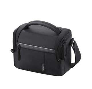 (全新) Sony 相機袋 單反斜咩袋 α專用外影袋 - LCS-SL10