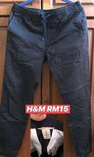 H&M seluar