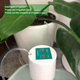 Self Watering System for 10 plant pots | Timer function up to 15 days | Water irrigation device