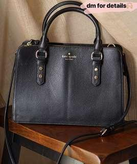 Kate Spade Mulberry Street Lise Authentic