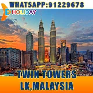 TWIN TOWERS  MALAYSIA ღ E-holiday ღ