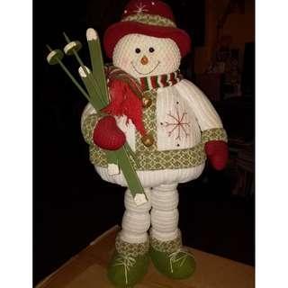 雪人裝飾品