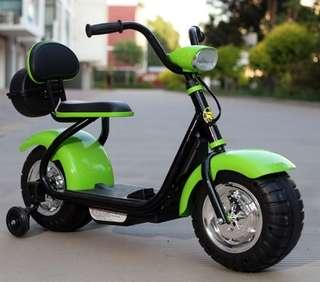 Pre-Order Rechargerable Kids E-Scooter